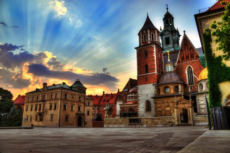 During your visit in Krakow you have to see Wawel Castle!
